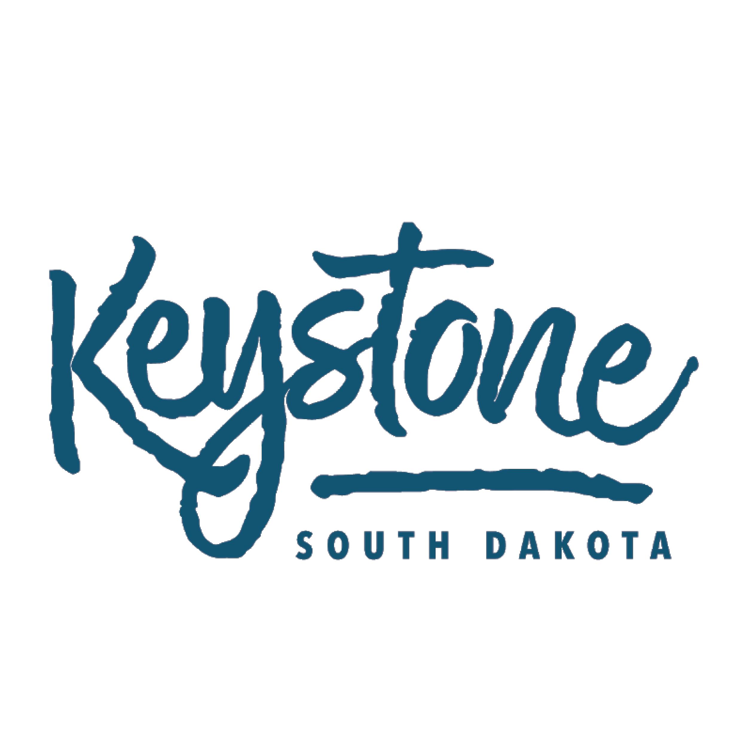 Keystone, South Dakota Logo